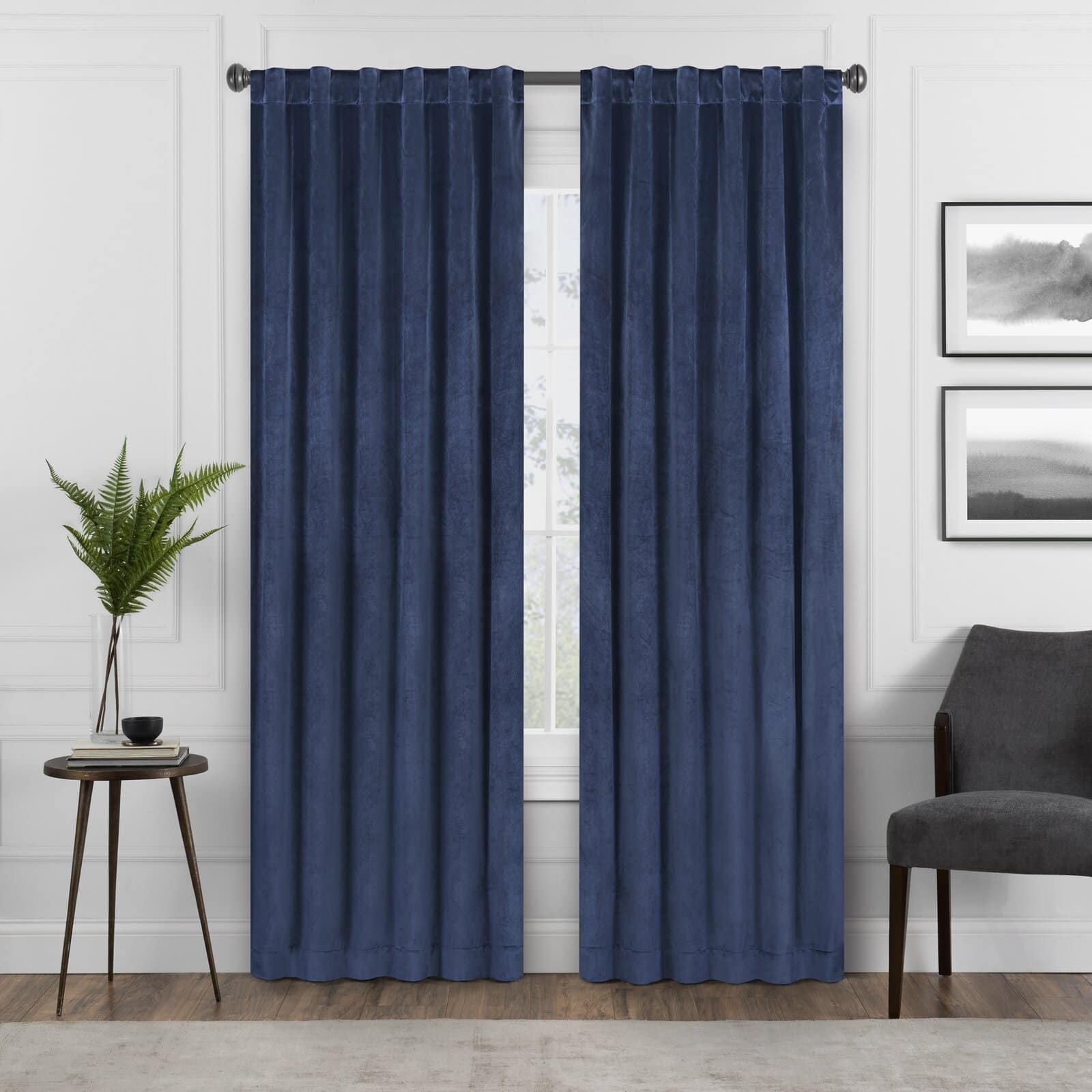 what curtains go with white walls 20