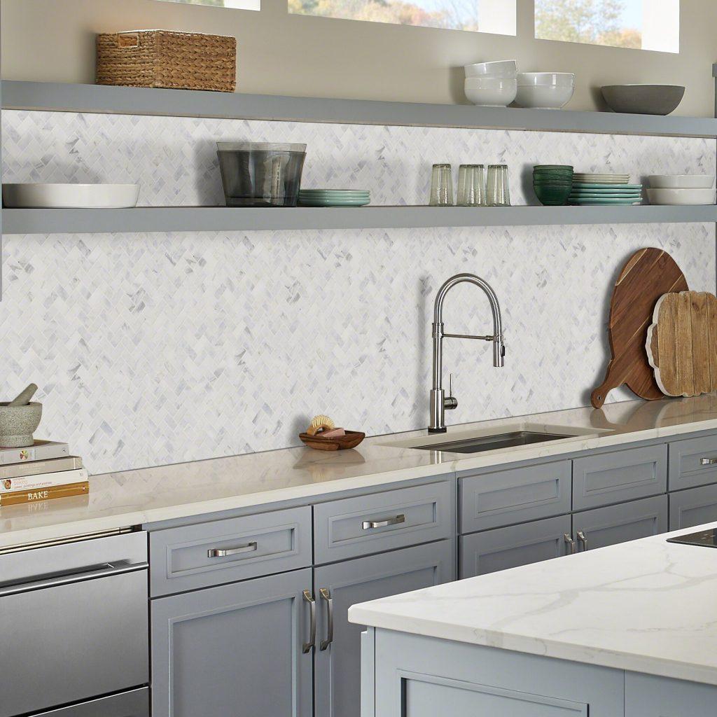 kitchen backsplash ideas for white cabinets