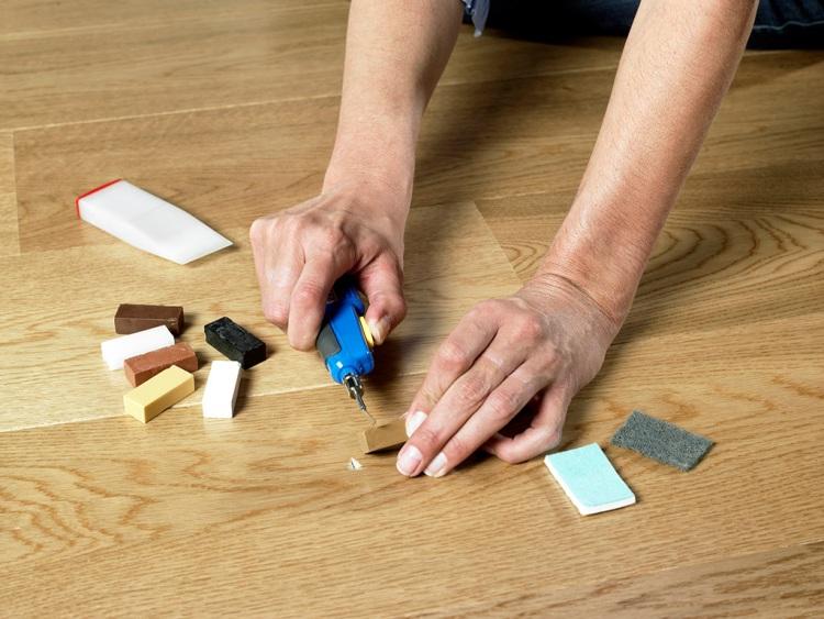 dlya chego ispolzuetsya vosk dlya laminata 4 - What is wax used for laminate?