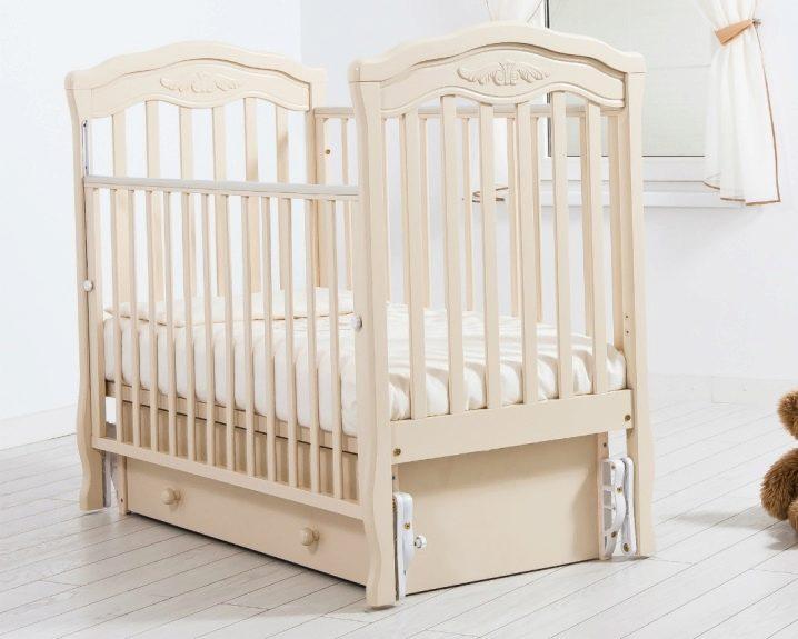 سرير للأطفال حديثي الولادة 91 صورة أسرة معدنية للأطفال