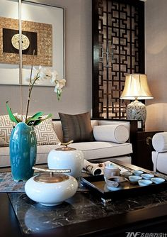 12+ Impressive Modern Asian Home Decor Ideas