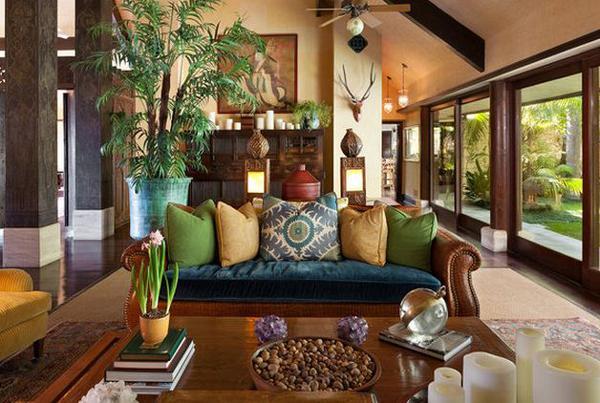 12+ Impressive Modern Asian Home Decor Ideas