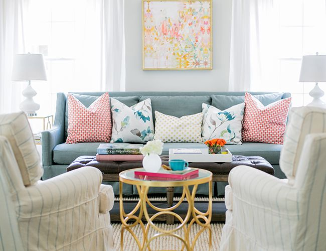 Contemporary Ways To Decorate In Pastel Colors
