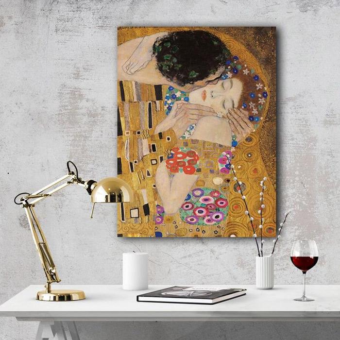 πινακας σε καμβα Klimt