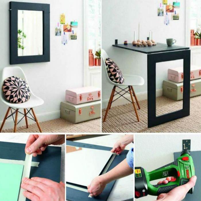 Καθρέφτης DIY πως φτιάχνεται.
