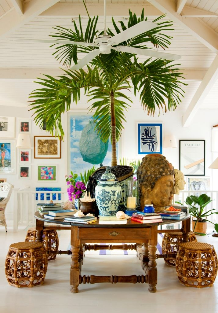 25 Tropical Living Room Design Ideas Decoration Love