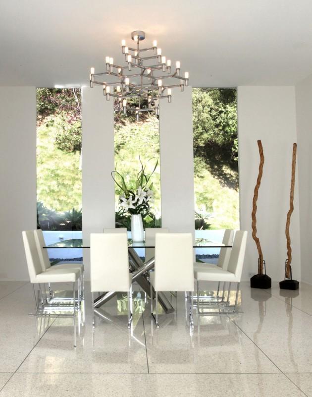 Stunning Midcentury Dining Room Design