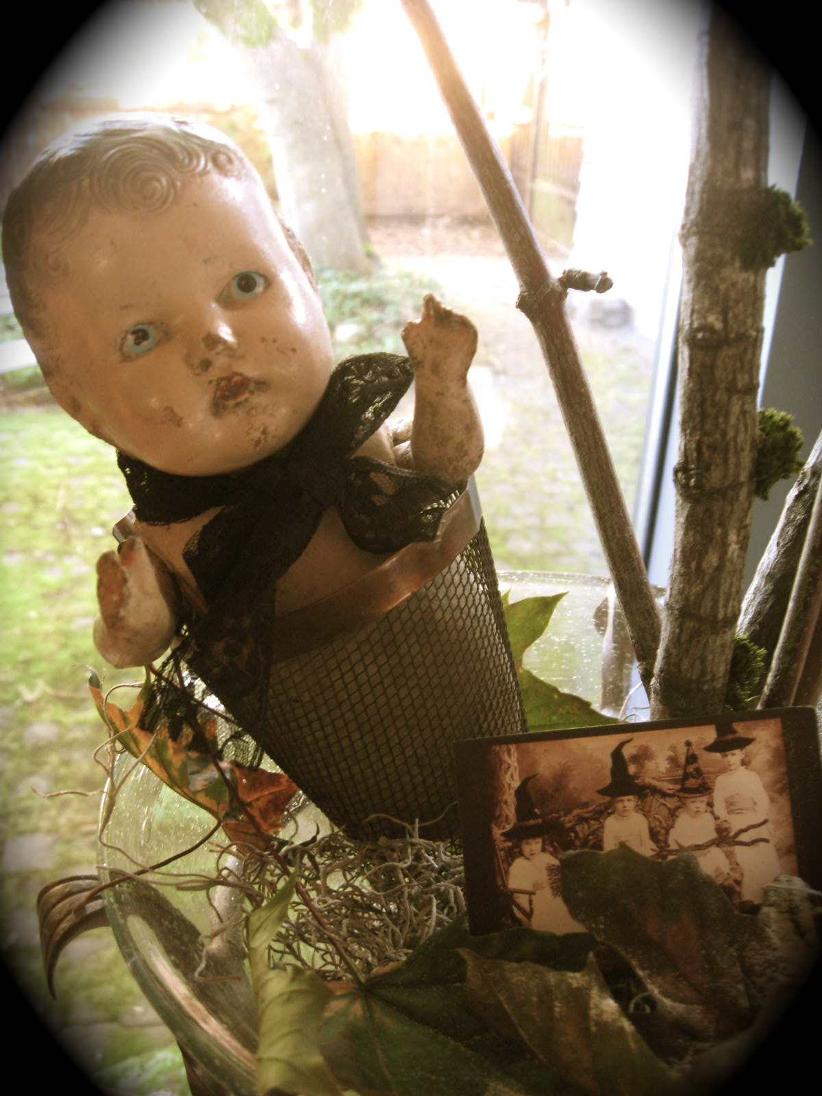 Creepy Dolls Halloween Decorations