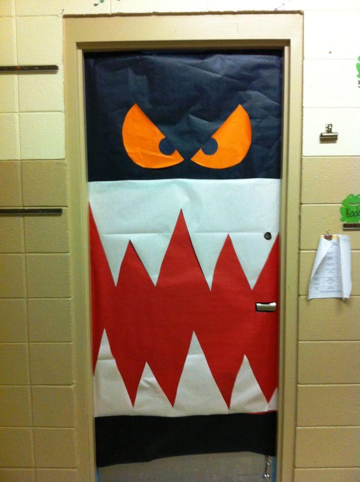 21 Classroom Halloween Decorations Ideas Decoration Love