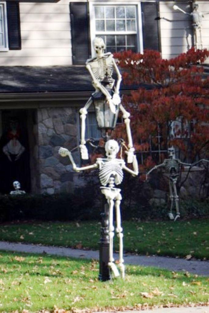 Halloween Yard Decor Ideas