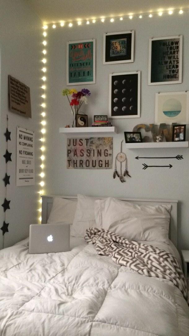 DIY Hipster Bedroom Design