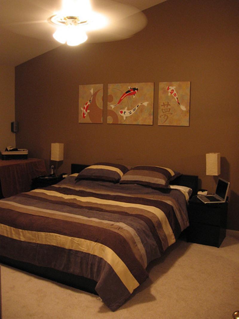 20 Attractive Brown Bedroom Design Ideas Decoration Love