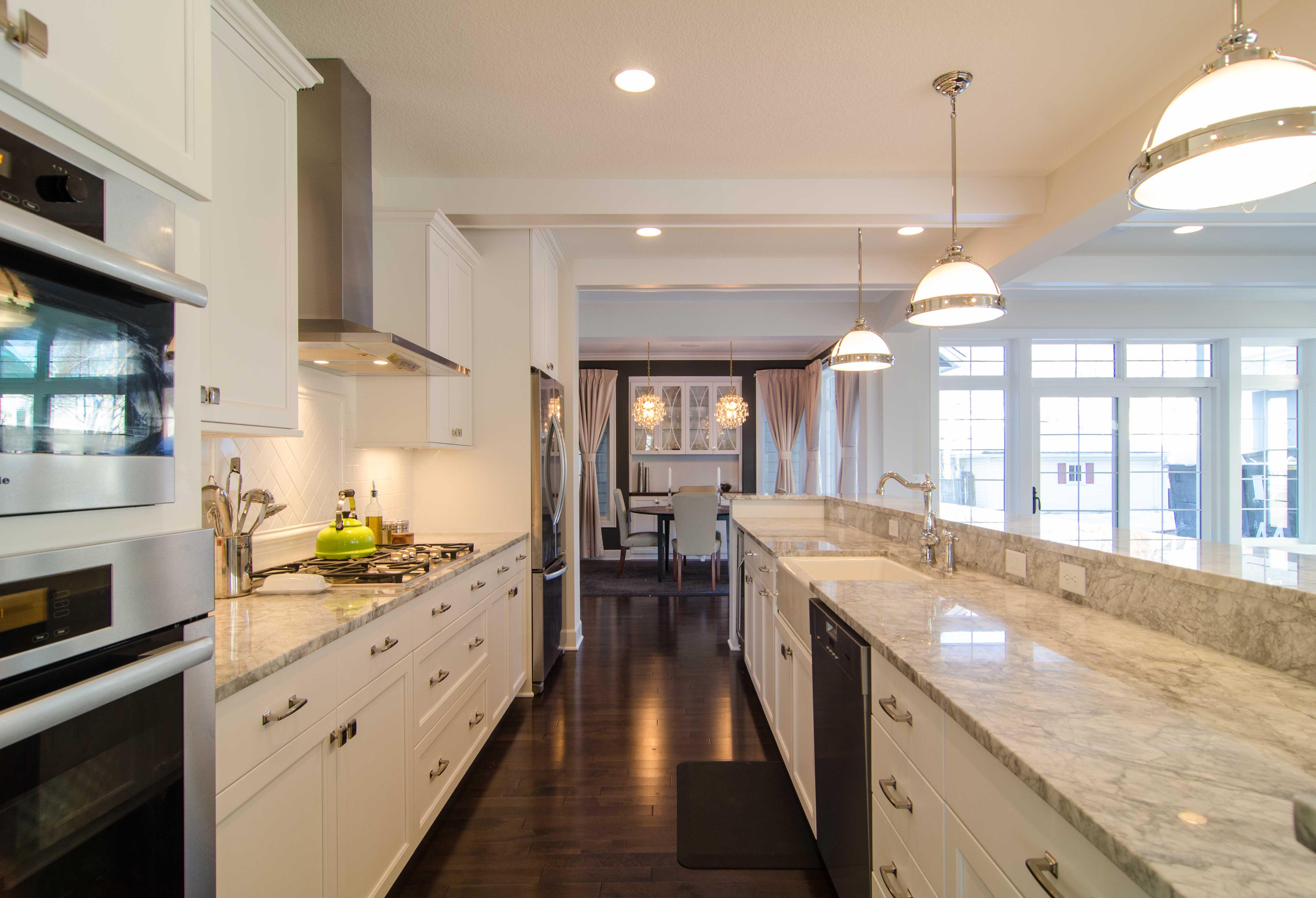 30 Beautiful Galley Kitchen Design Ideas Decoration Love