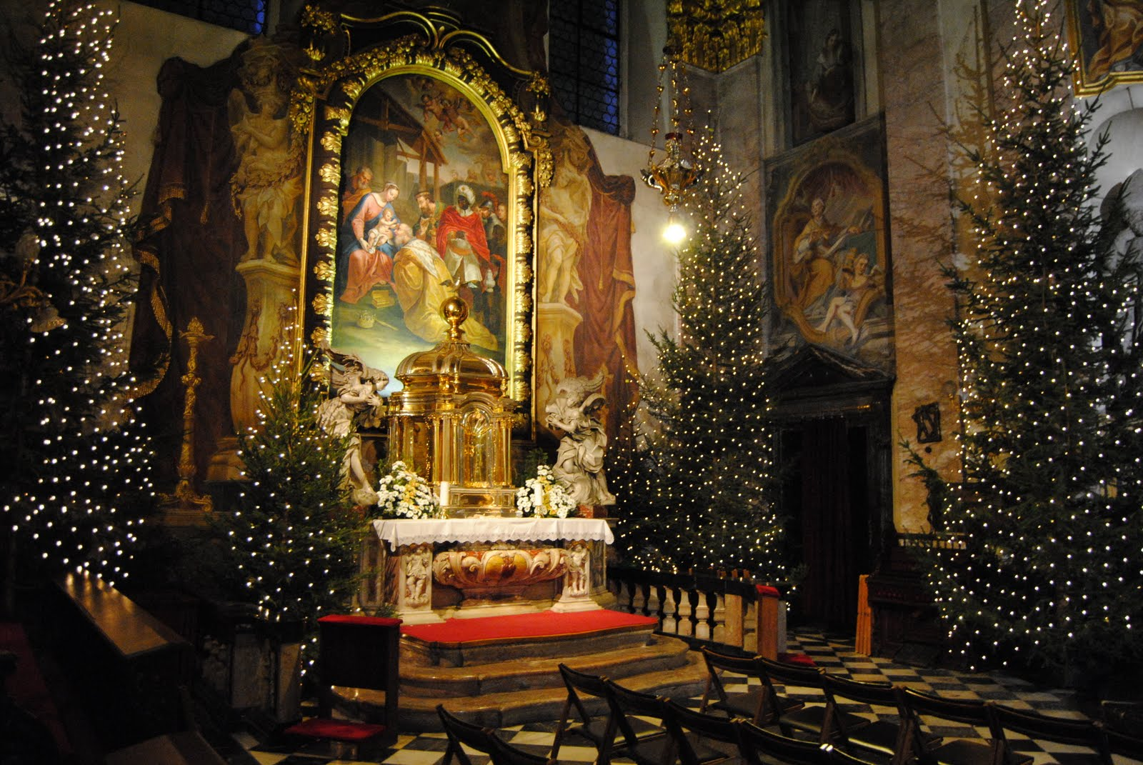 30 Amazing Church Christmas Decorations Ideas Decoration Love