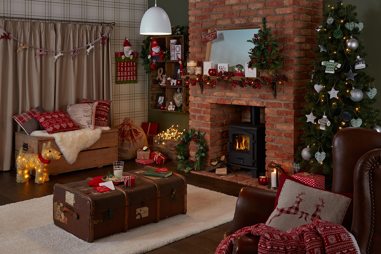 30 Country Christmas Decorations Ideas You Love To Try