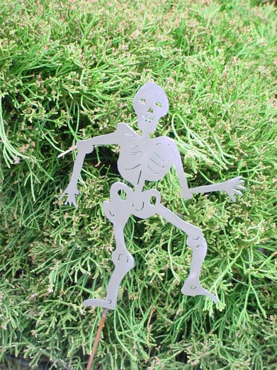 Lawn Outdoor Halloween Decorations Ideas