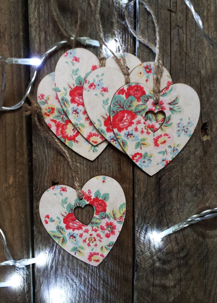Great Shabby Chic Christmas Decorations