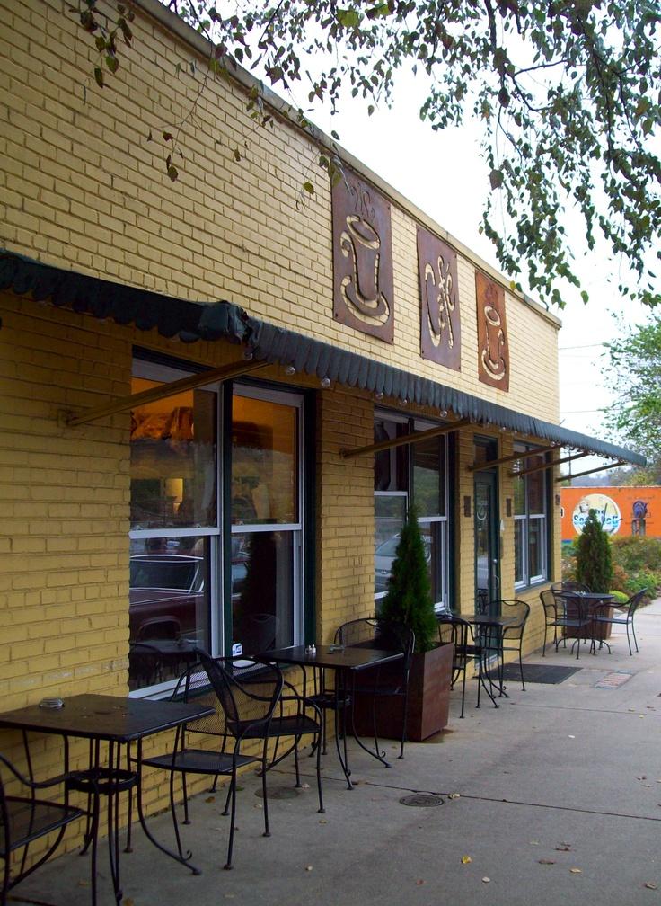 Outdoor Coffee Shop Design