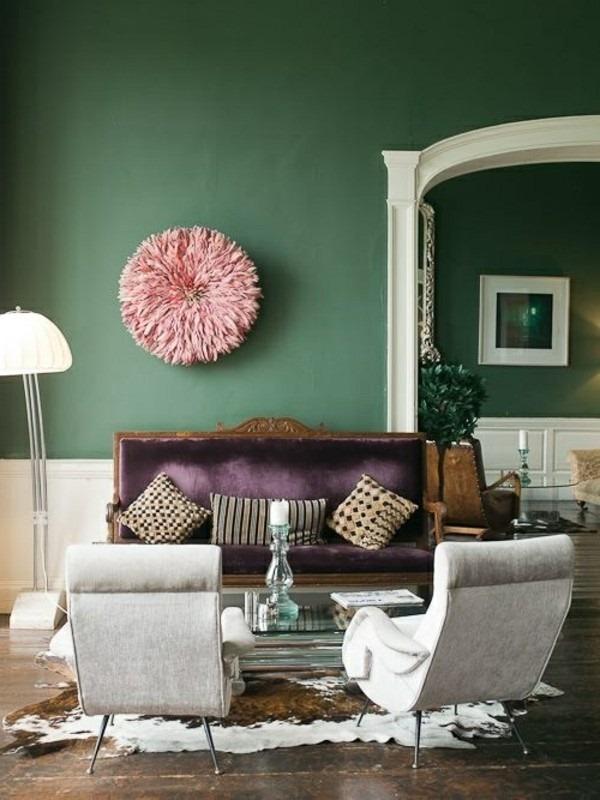 25 Green Living Room Design Ideas Decoration Love