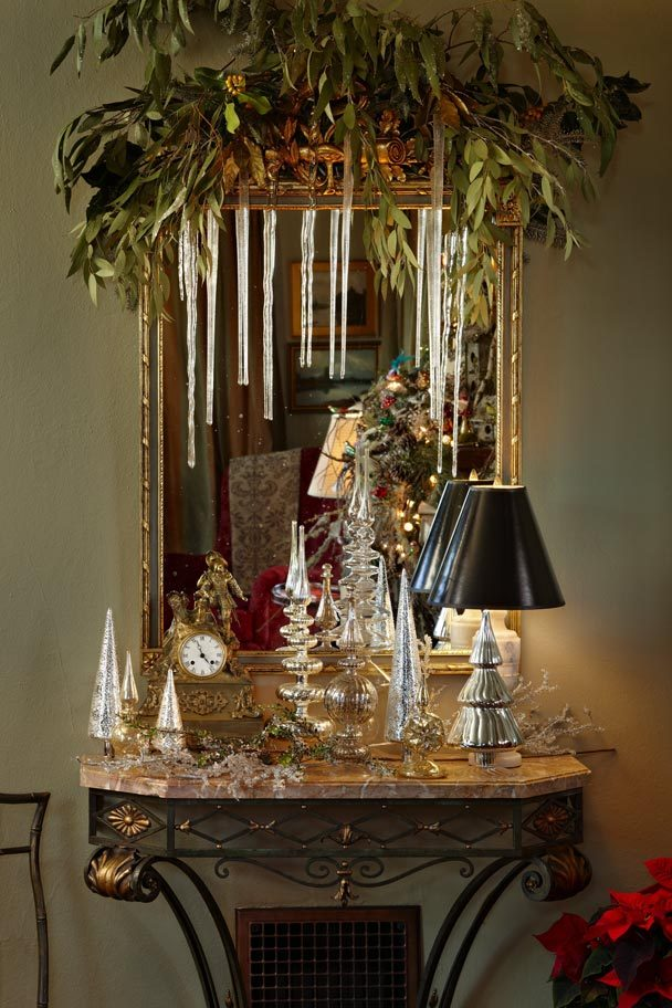 30 Beautiful Victorian Christmas Decorations Ideas Decoration Love