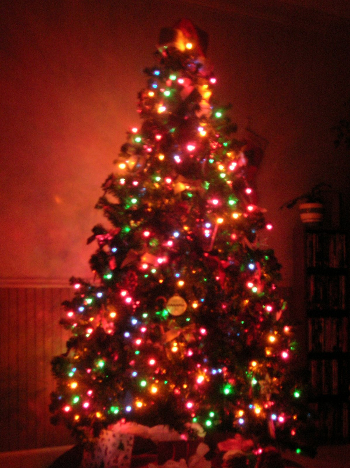 45 Colorful Christmas Tree Decorations Ideas Decoration Love
