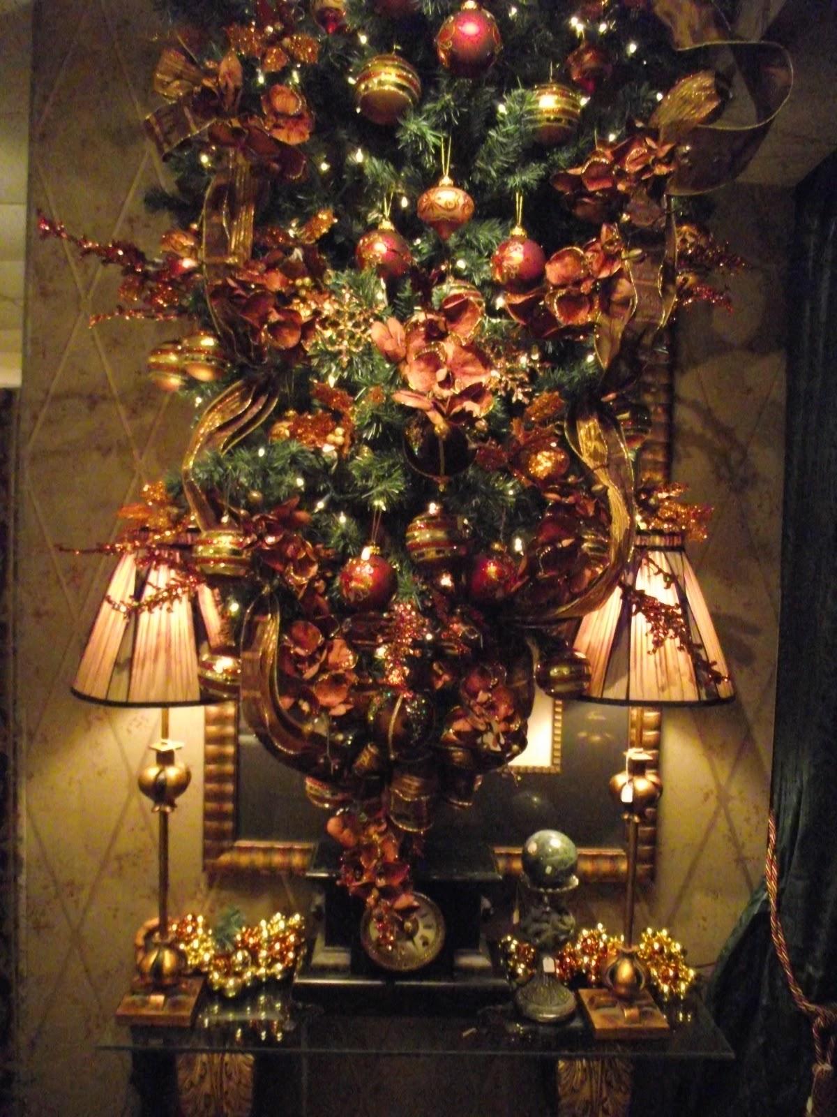 42 Brown Christmas Tree Decorations Ideas Decoration Love