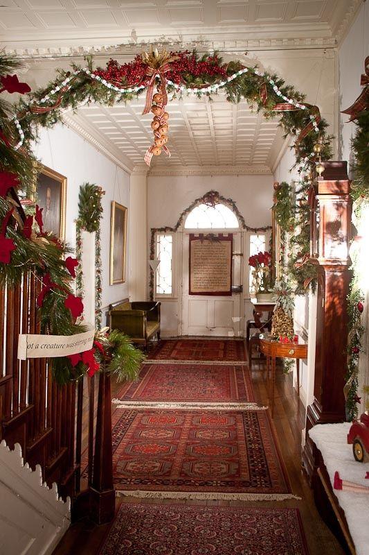 Victorian Christmas Decor Ideas