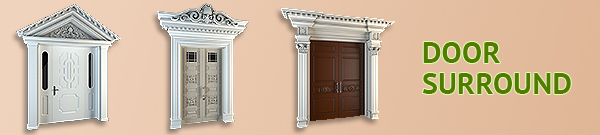 door surround