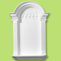 architectural accents niches