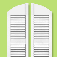 architectural accents shutters