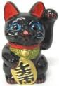 Feng-shui welcome cat