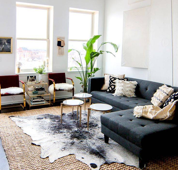 100 Layering Rugs Living Room Trend 2017