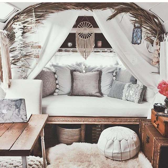 CAMPER DECORATING IDEAS 42