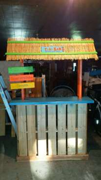 DIY OUTDOOR BAR IDEAS 23