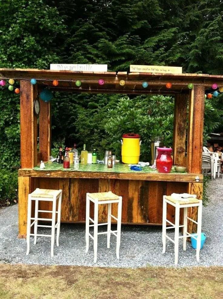 80 Incredible Diy Outdoor Bar Ideas Decoratoo
