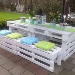 DIY OUTDOOR BAR IDEAS 41
