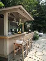 DIY OUTDOOR BAR IDEAS 42