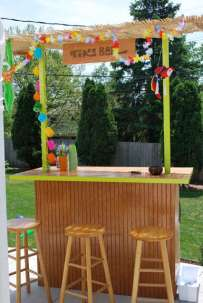 DIY OUTDOOR BAR IDEAS 61