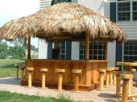 DIY OUTDOOR BAR IDEAS 8