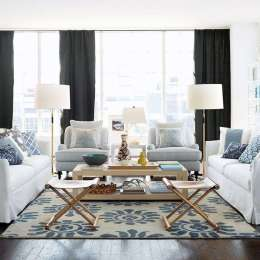 FAMILY ROOMS DECORATING IDEAS 131