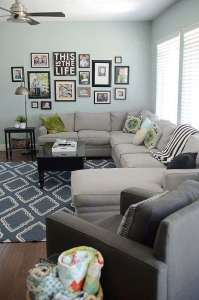 FAMILY ROOMS DECORATING IDEAS 132