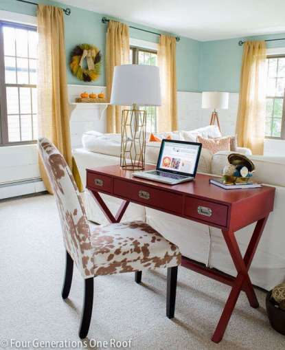 FAMILY ROOMS DECORATING IDEAS 22