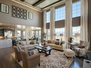 FAMILY ROOMS DECORATING IDEAS 56