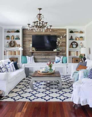 FAMILY ROOMS DECORATING IDEAS 62