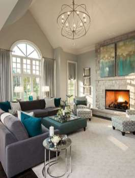 FAMILY ROOMS DECORATING IDEAS 75