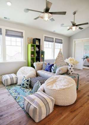 FAMILY ROOMS DECORATING IDEAS 83