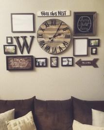 50 Stunning Photo Wall Gallery Ideas 32