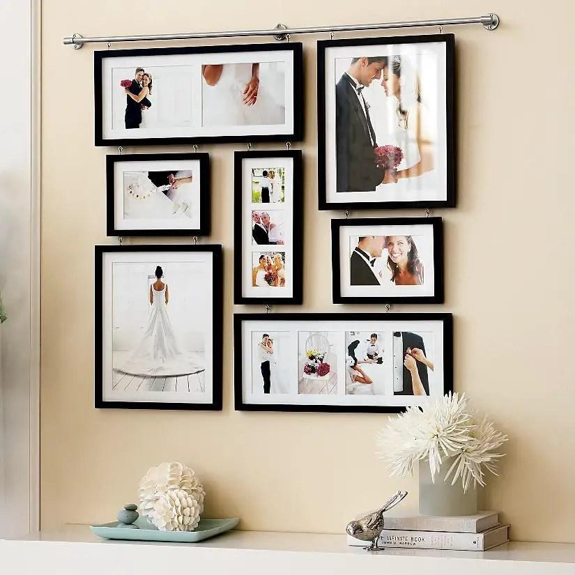 50 Stunning Photo Wall Gallery Ideas 40