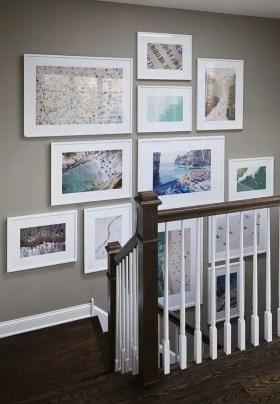 50 Stunning Photo Wall Gallery Ideas 45