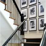 50 Stunning Photo Wall Gallery Ideas 47